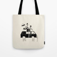 Going by Elephant Tote Bag