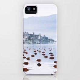 Kotor Bay iPhone Case