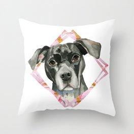 All Ears 2 Throw Pillow