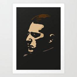 Michael Corleone - The Godfather Part II Art Print