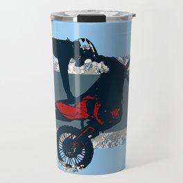 Flying Freestyle Moto-x Champ Travel Mug