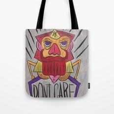 DON'T CARE. Tote Bag