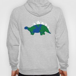 Earth Steggy Hoody