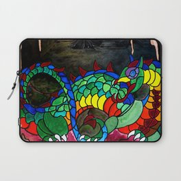 Draco, Dragon of the North Laptop Sleeve