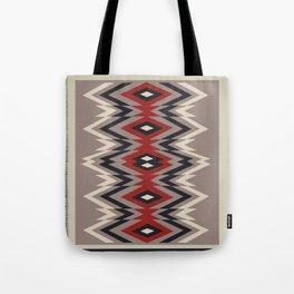 American Native Pattern No. 162 Tote Bag