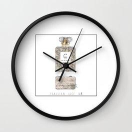 Fashion Parisian lace Wall Clock