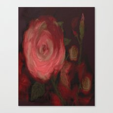 Roses aren't always Red Canvas Print