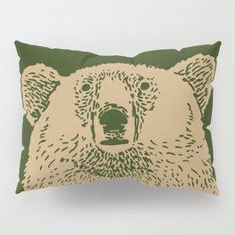 Kodiak Bear Pillow Sham