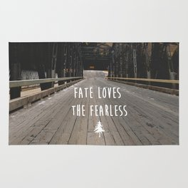 Fate Love the Fearless Rug