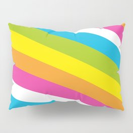 FUNKY RAINBOW FRESH  Pillow Sham
