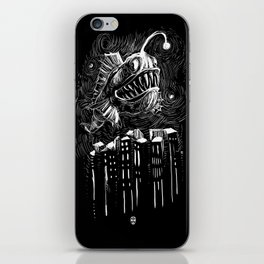 Underwater City iPhone Skin