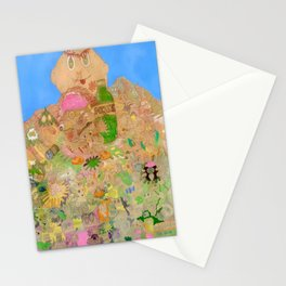 Garbage Pale Kids Stationery Cards
