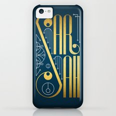 Sarah iPhone 5c Slim Case