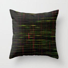 Horizontal and vertical Throw Pillow