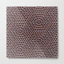 Tiles skin Metal Print