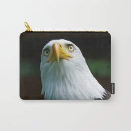 Bald Eagle Head Carry-All Pouch