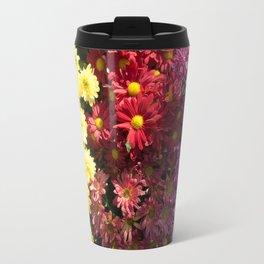 Asters Travel Mug