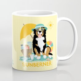 Sittin' Sunberner Coffee Mug