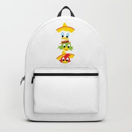 The Three Caballeros Backpack