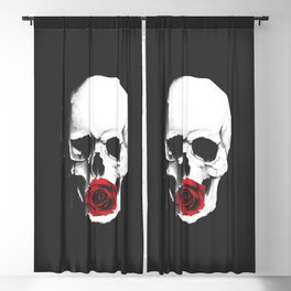 Fragile Love Blackout Curtain