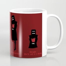 Tis But A Scratch Coffee Mug