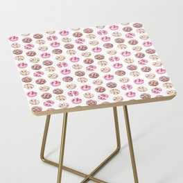 Cookie pattern Side Table