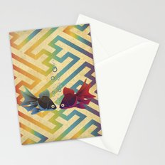 You & Me Both Stationery Cards