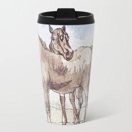Companions - horse love Travel Mug