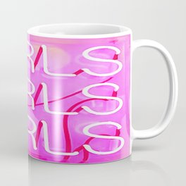 Girls Coffee Mug