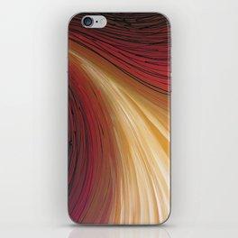 Crimson Tide iPhone Skin