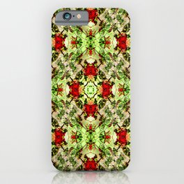 Holiday Time iPhone Case