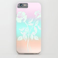 Pastel Roses Slim Case iPhone 6s