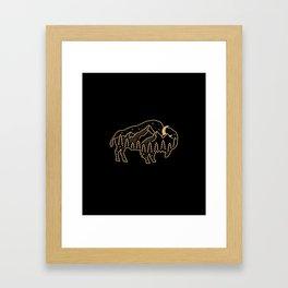Nature of the Beast (2) Framed Art Print