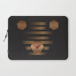 Teddy Bin Laptop Sleeve