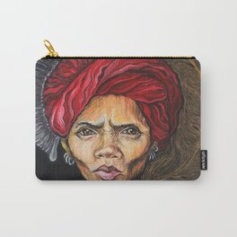 Indian goddess Carry-All Pouch