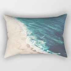 Beach Nazare Rectangular Pillow