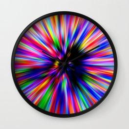 Splash 005 Wall Clock