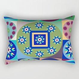 Patchwork129 Rectangular Pillow