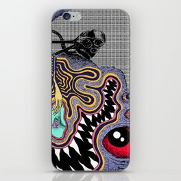 It Was Only a Nightmare iPhone Skin