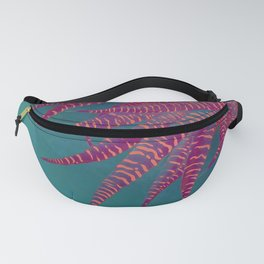#Agave #psychedelic colors pop-art Sci Fi #Jungle Fanny Pack