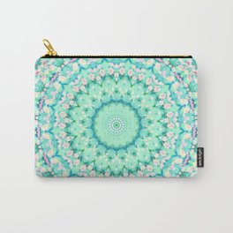 ARABESQUE SPRING MINT Carry-All Pouch