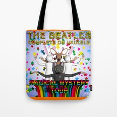 Magical Mystery Tour Tote Bag
