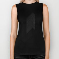 Arrows by Friztin Biker Tank