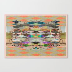 RHOMBOID SEX Canvas Print