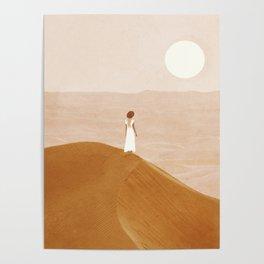Endless Dunes Poster