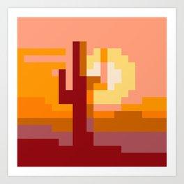 Landscape XLXX Art Print