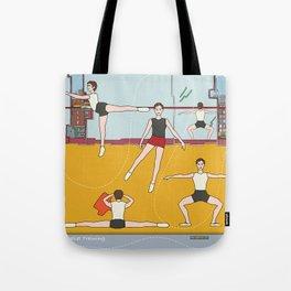 Schol Ballet Training Tote Bag