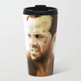 Die Hard Travel Mug