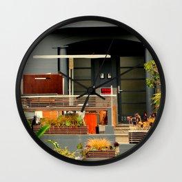 Garden WIP - Shabby Chic Wall Clock