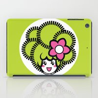 pagan iPad Cases featuring Pagan Lime by Pagan Holladay